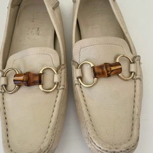 Gucci Bamboo Horse Bit Loafers /Driving Shoes 9.5